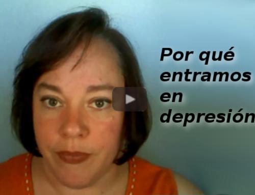 ¿Por qué entramos en depresión?